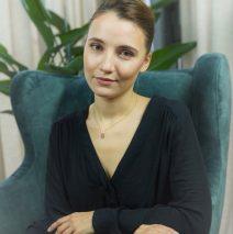 Katarzyna Sztuka-Krzak – psycholog, psychoterapeuta